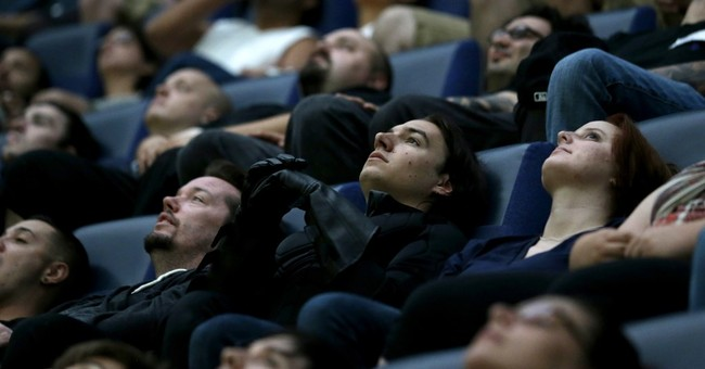The Goldilocks syndrome persists for choosing movie seats
