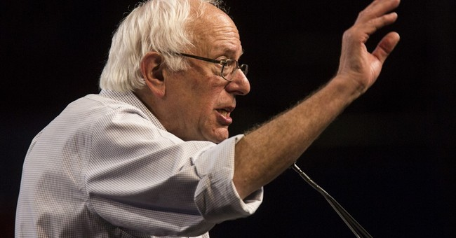 Sanders vows anti-racism fight in LA campaign event