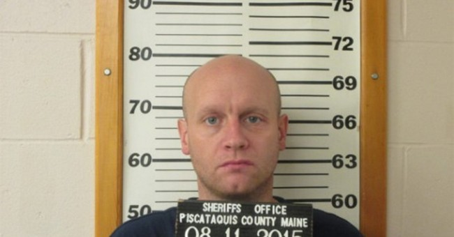 No bail for Maine slaying suspect who spent 2 months on run