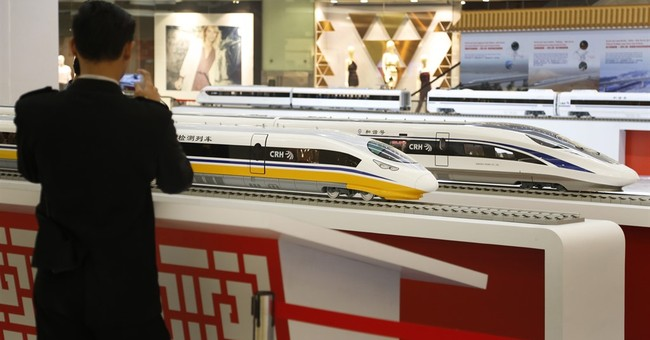China, Japan vie to build high-speed rail for Indonesia