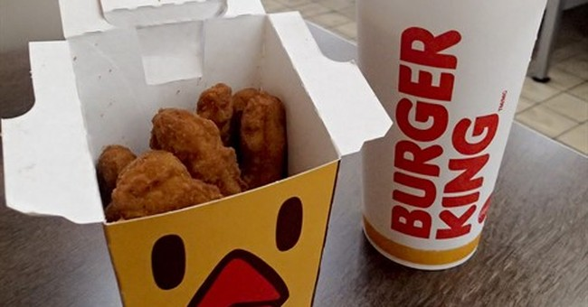 Burger King: One Direction, Buzzfeed spurred chicken fries