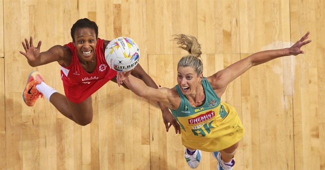 Image of Asia: Battle at the Netball World Cup