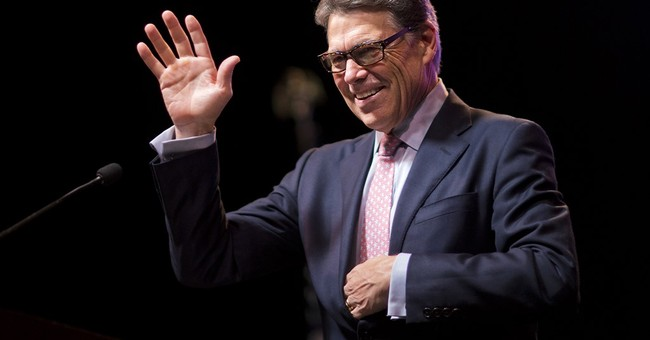 Can super PAC support save cash-strapped Perry bid?