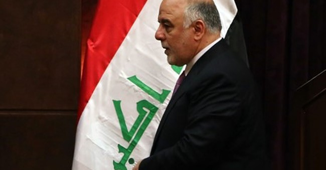 Iraqi premier says will seek mandate to change constitution
