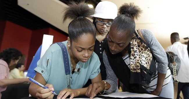 US hiring reaches six-month high in June; quits also rise