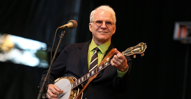 Steve Martin to be honored at Bluegrass Awards