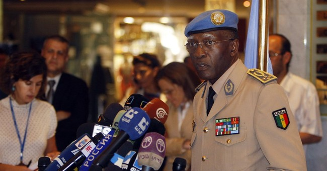 Ban fires UN peacekeeping chief in Central African Republic