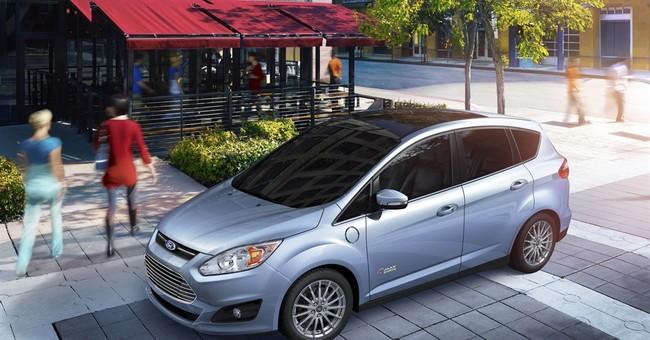 Fact sheet: 2015 Ford C-Max Energi