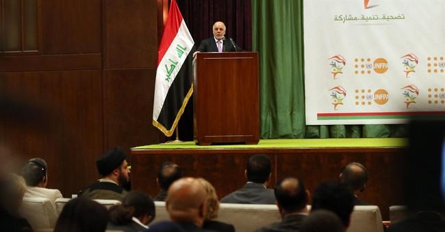 Iraqi premier says will seek mandate to change constitution