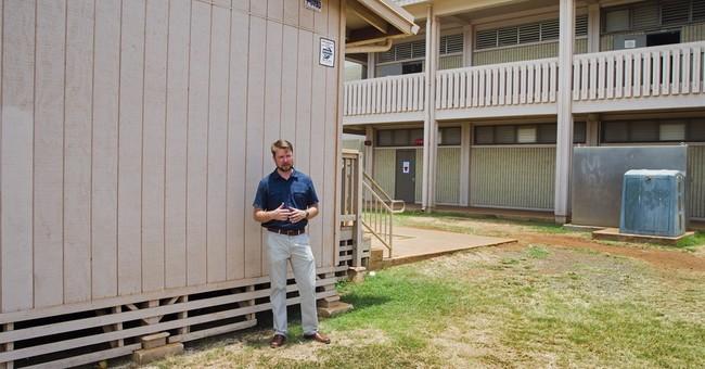 Hawaii schools consider 'heat days' during scorching year