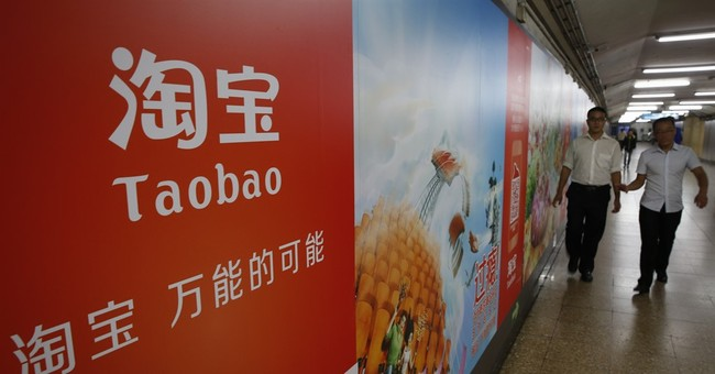 Alibaba's 1Q sales short of expectations, shares fall