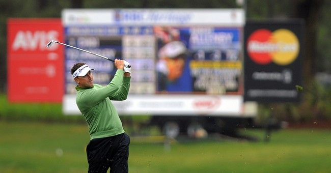 Man gets 5 years for using golfer Allenby's credit cards, ID