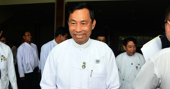 US criticizes use of police in ouster of Myanmar party chief