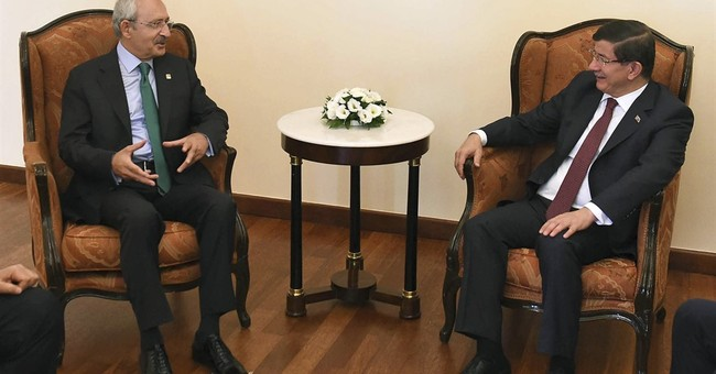Turkey coalition talks fail; new elections loom