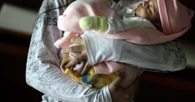 11-year-old gives birth to girl in Paraguay