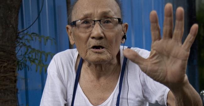 Myanmar's Karen honor British officer for WWII bravery