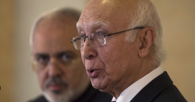Iran FM discusses gas pipeline project on Pakistan visit