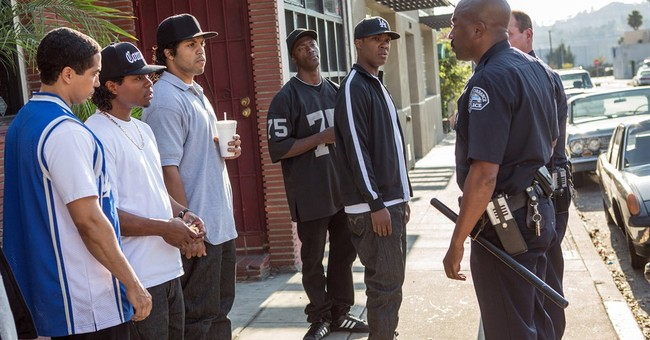 How N.W.A biopic intertwines with Suge Knight's court cases