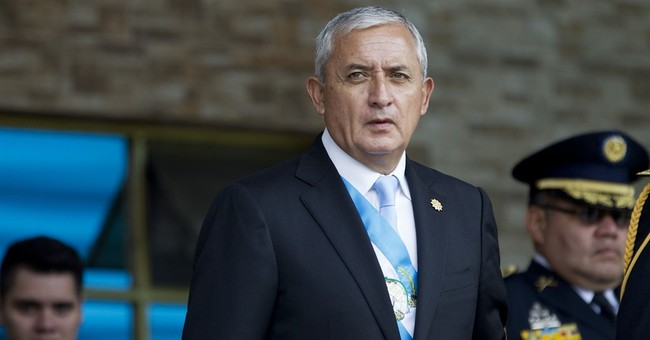 Bid to lift Guatemala president's immunity fails in congress