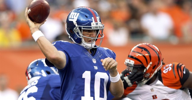 Eli Manning not looking to be the NFL's top paid quarterback