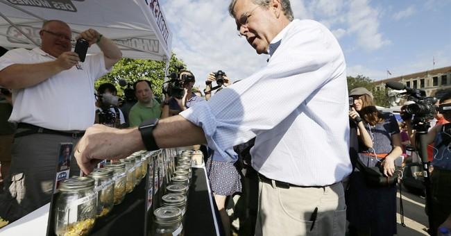 Pro-Bush super PAC spending $10M-plus on initial TV campaign