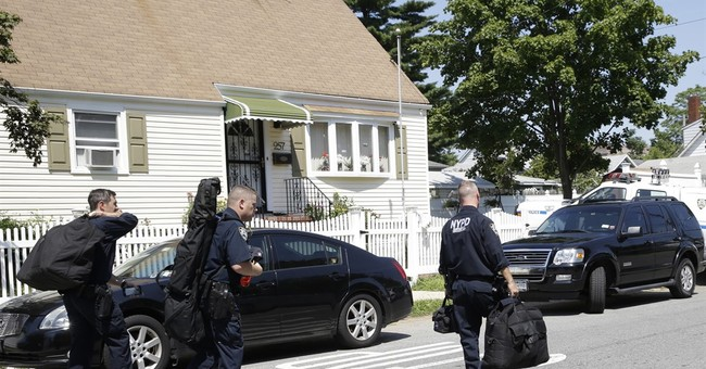 The Latest: Gang member who shot NYC firefighter had AK-47