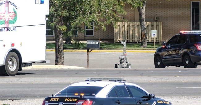 Police: Suspicious device found on New Mexico church grounds