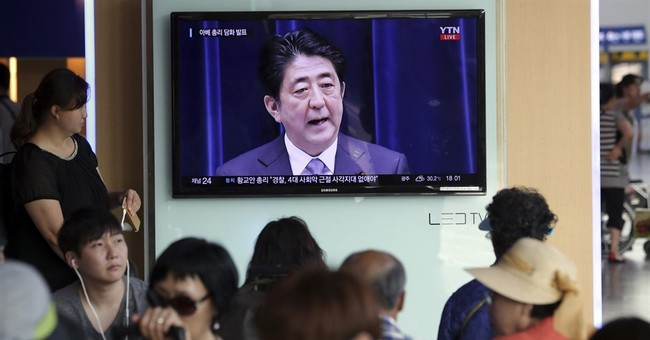 Questions and answers on effects of Japan PM's WWII remarks
