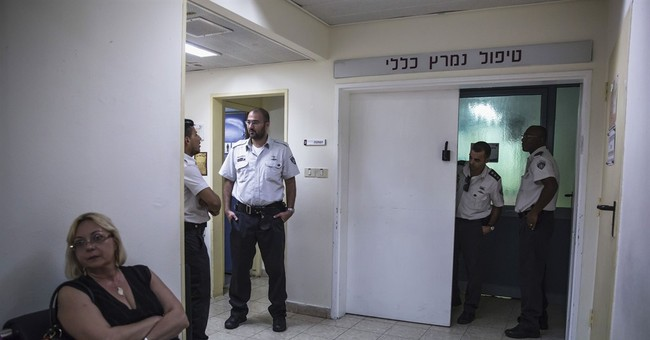 Palestinian hunger striker loses consciousness after 60 days