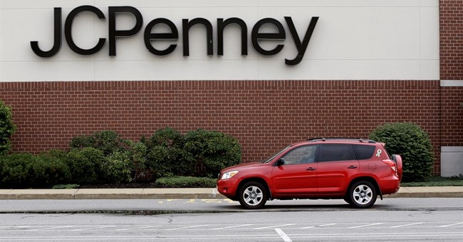 J.C. Penney's 2Q results show turnaround gaining traction