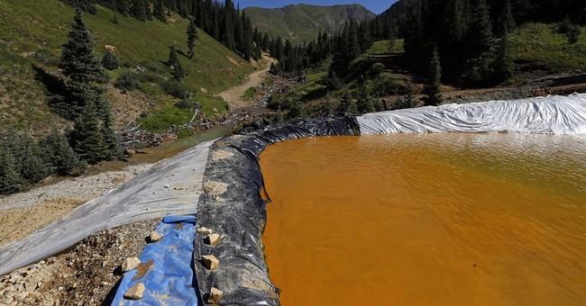 Critics of carbon regulations using mine spill to skewer EPA