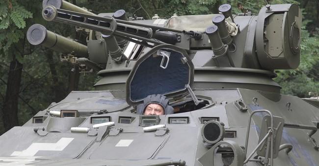 Ceasefire violations in eastern Ukraine cause concern