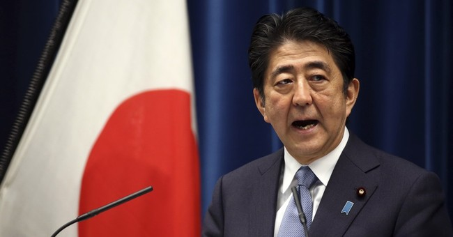 No new WWII apology from Japanese leader Abe; China critical