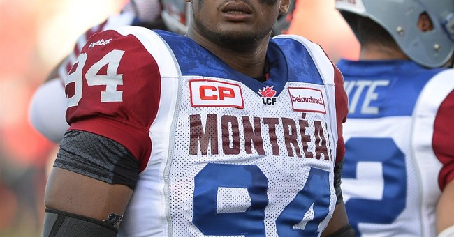 Michael Sam leaves CFL's Alouettes