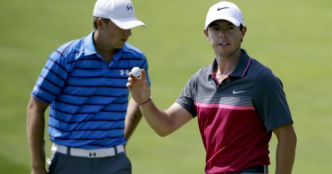 Moving day at the PGA, morning and afternoon