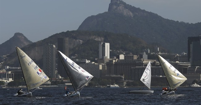 WHO: Viral testing 'advisable' in Rio's Olympic waters