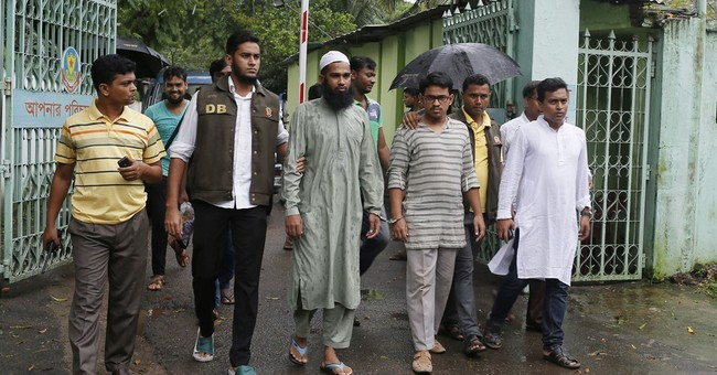 2 suspects arrested in Bangladesh blogger murder case