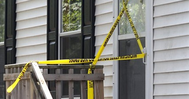 Police: Mom suspected of killing husband, 2 kids, self