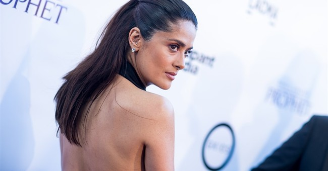 Salma Hayek obtains restraining order against 2 women