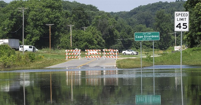 Lower Missouri River flooding ends, focus shifts to repairs