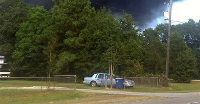 Series of explosions rocks Texas oil field chemical supplier