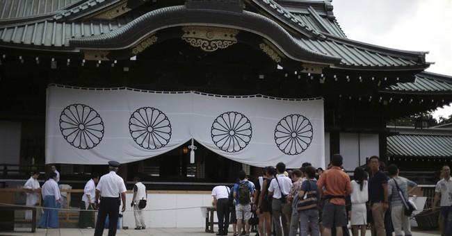 AP Interview: Japan war leaders' scions want reconciliation