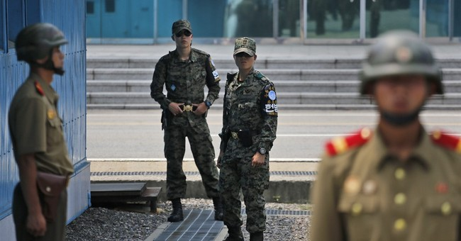 North Korea stages unification rally in DMZ as tensions rise