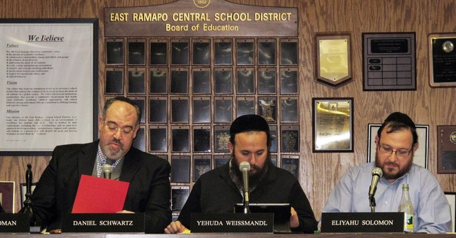 District riven by religious favoritism claims gets monitor