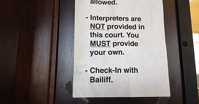 California moves to provide interpreters in all court cases