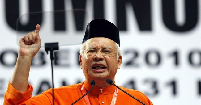 Timeline of events in scandal embroiling Malaysian leader