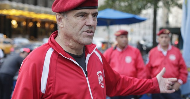 After decades, Guardian Angels resume Central Park rounds