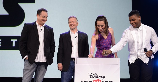 'Infinity' creators have faith in 'Force Awakens' edition