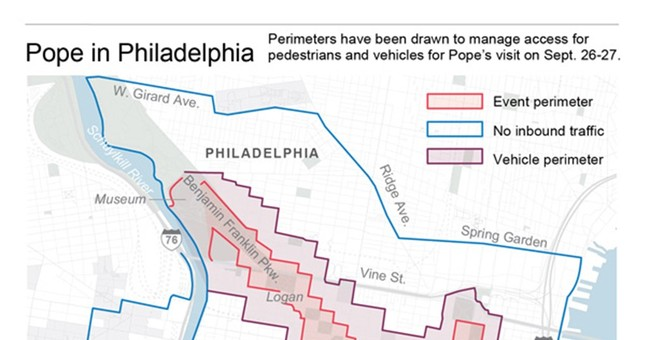A guide to seeing the pope in Philadelphia