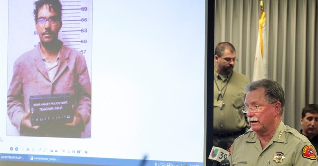 Target of 18-day manhunt killed in California